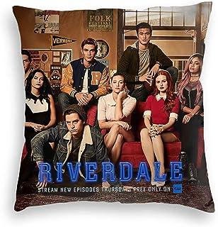 Star Heaven Riverdale Throw Pillow Covers 18x18inch Fashion Decorative Pillow Case Modern Cushion for Car Sofa Bed Home Decor