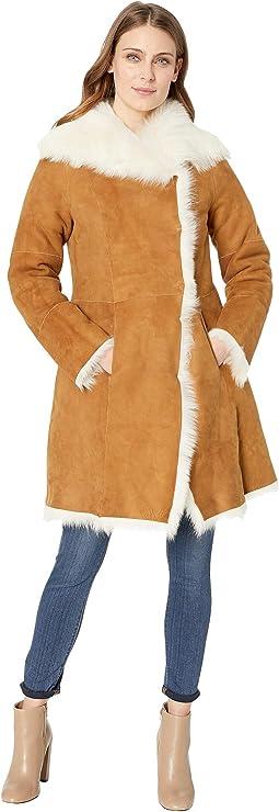 Vanesa Toscana Shearling Coat