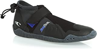 O Neill Superfreak Tropical Round Toe Wetsuit Boots UK 10 Black