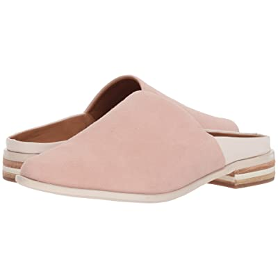 Kelsi Dagger Brooklyn Aiva (Off-White/Pale Pink Leather/Suede) Women