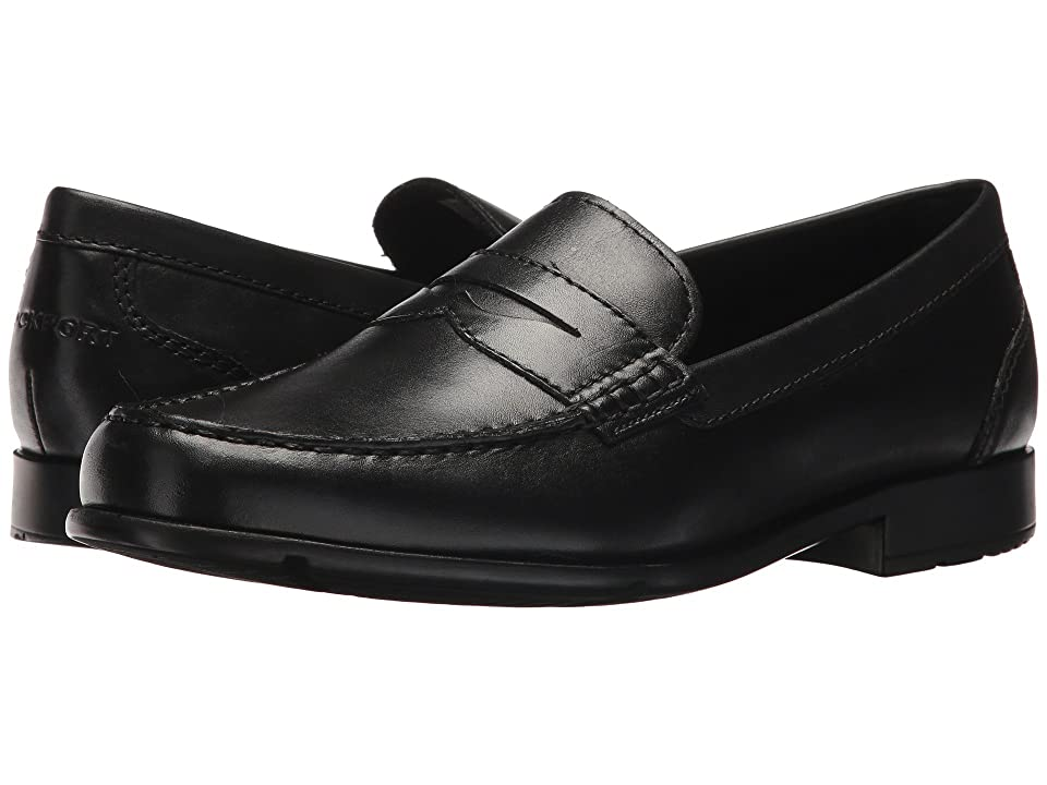 Rockport Barnaby Lane Penny (Black) Men