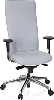 hjh OFFICE 710525 silla de oficina OFFICE-TEC tejido antracita silla escritorio alta gama