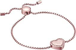 Michael Kors Heritage Heart Adjustable Bracelet
