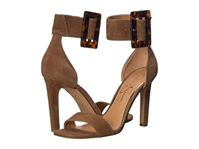 Jessica Simpson Caytie (Canyon Tan Lux Suede) Women