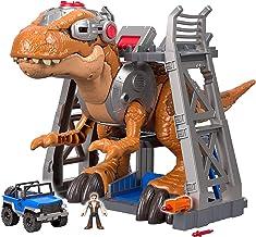 Best Fisher-Price Imaginext Jurassic World, T-Rex Dinosaur [Amazon Exclusive] Review