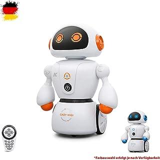 b20af7966aa Unbekannt brigamo – Programable Robot Inteligente con Danza, Música, ledes,  Maze de Moda