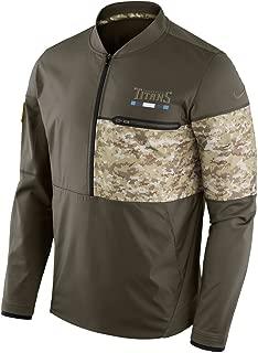 Tennessee Titans Nike NFL Salute to Service Sideline Men's Hybrid Jacket