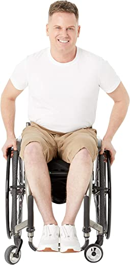 Seated Shorts Elastic Waist