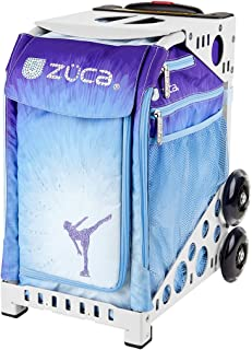 ZUCA Sport Insert Bag Ice Dreamz with a White Frame