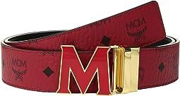 Visetos Trend Crown Reversible Belt