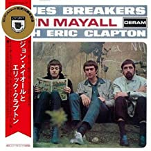 Bluesbreakers With Eric Clapton (Deluxe Edition) (SHM-CD) (PaperSleeve)