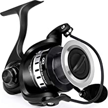 Fishing Reel, 9 +1BB Spinning Reel, Light Weight, Ultra...