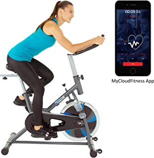 Progear 300BT Exercise Bike/Indoor Training Cycle with Bluetooth Smart Technology & Free App