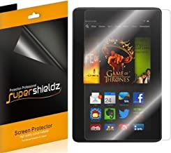 (3 Pack) Supershieldz for Fire HDX 8.9 and Kindle Fire HDX 8.9 inch Screen Protector, Anti Glare and Anti Fingerprint (Matte) Shield