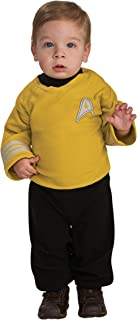 Best toddler captain kirk costume Reviews