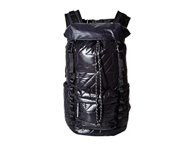 Timbuk2 Launch Pack (Jet Black Quilted) Backpack Bags