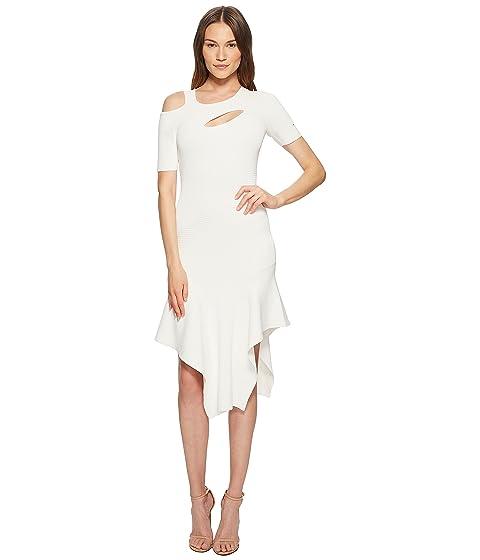 YIGAL AZROUËL Cut Out Asymmetrical Dress