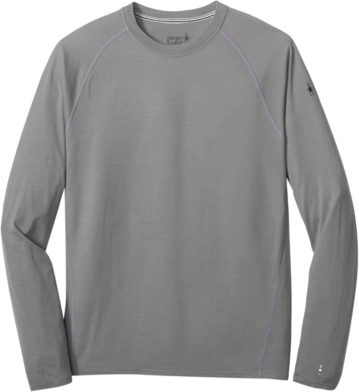 Smartwool Men's Merino 150 Baselayer Pattern Long Sleeve