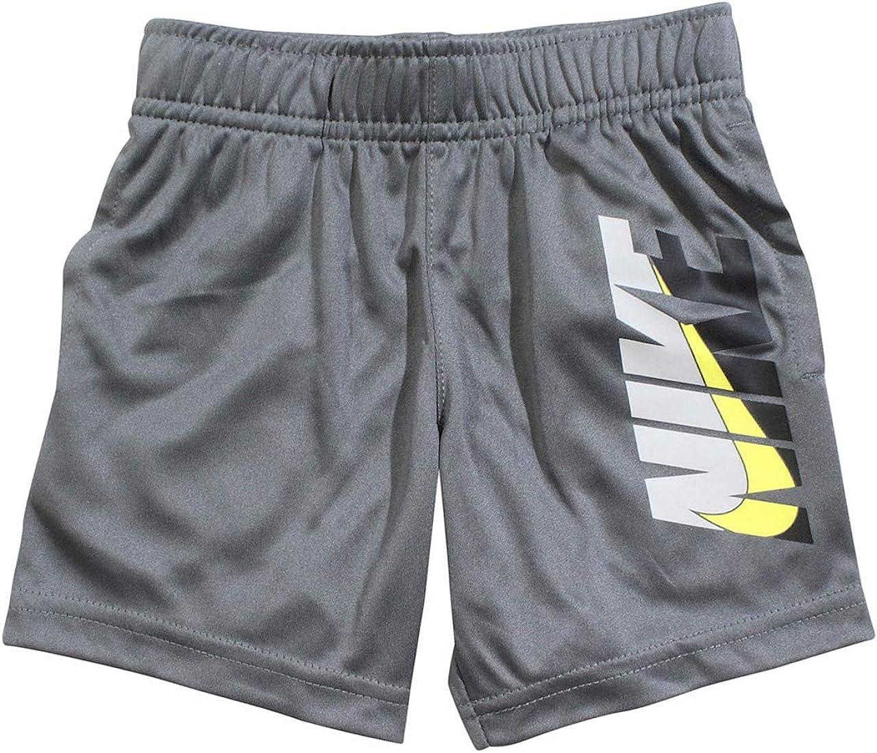 Nike Kids Baby Boy's HBR Dri-FIT Shorts (Toddler)
