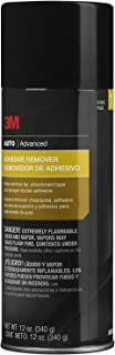 automotive trim adhesive remover