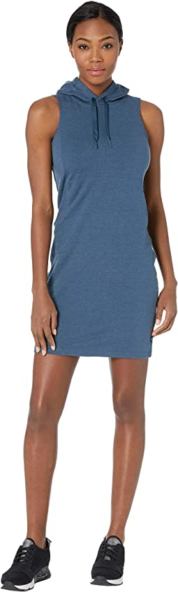 Bayocean Sleeveless Hooded Dress