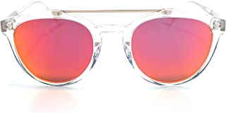 Revo Sunglasses for Men and Women – Clear Wayfarer Style Sunglasses