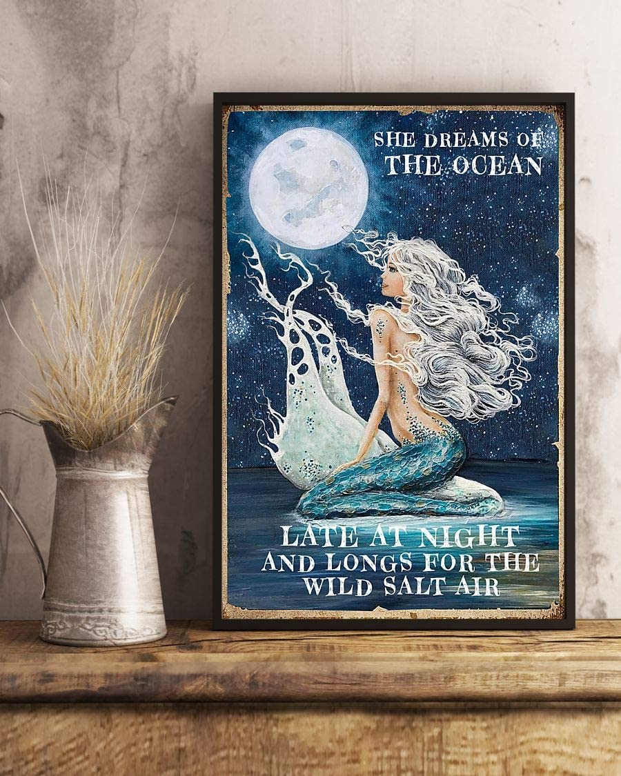 Dzeetee She Dreams of The Ocean and for Late Longs Night Ranking TOP20 Max 76% OFF at