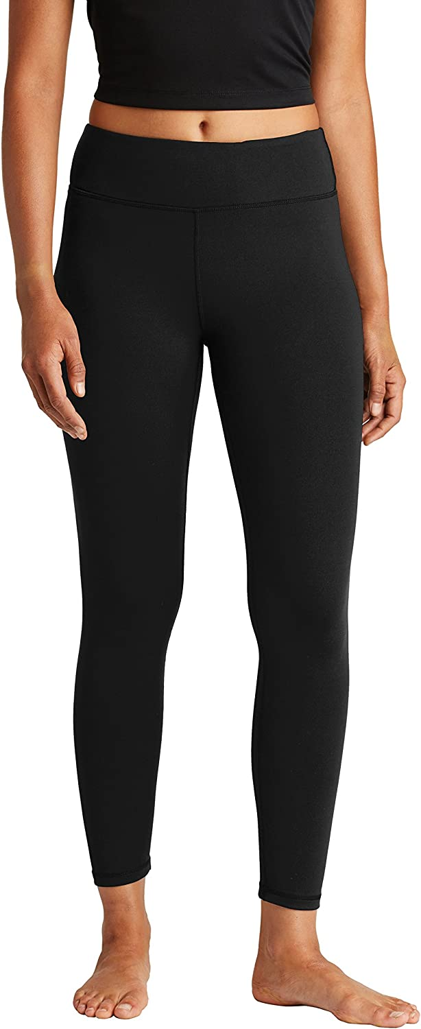 Clothe Co. Women's Workout Leggings Yoga Pants Hidden Pocket Non SeeThrough