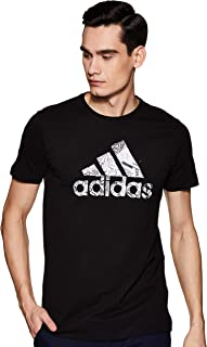 adidas MH BOS GRAPH T BLACK for MALE