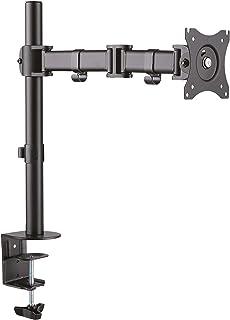 RICOO TS5711, Soporte Monitor Mesa, Brazo articulado, Giratorio, Inclinable, Pantalla PC 12-29