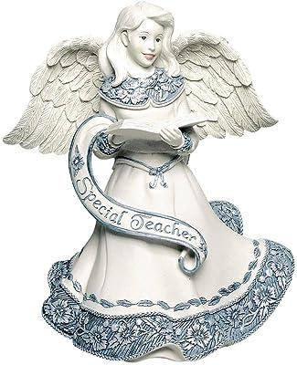 Sarah's Angels Special Teacher Angel Figurine, 6-Inch
