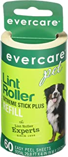Evercare Pet Hair Roller Adhesive Refill