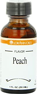 LorAnn Super Strength Peach Flavor, 1 ounce bottle