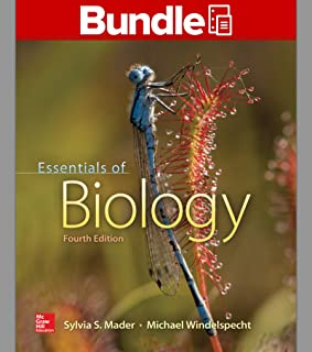 Loose Leaf Essentials of Biology with Connect with Learnsmart and Learnsmart Labs Access Card