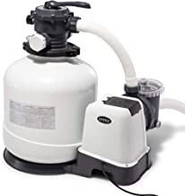 Best above ground pool sand filter system Reviews