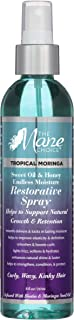 The Mane Choice Tropical Moringa Oil and Honey Daily Moisturizer and Sealing Cream (8 Ounces/230 Milliliters)