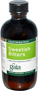 Gaia Herbs Sweetish Bitters, 4 Ounces
