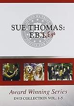 Sue Thomas F.B.Eye Volumes Complete Series