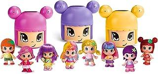 Famosa- Pinypon Cabeza Sorpresa con 1 muñeca, Multicolor (