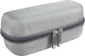 Hermitshell Hard EVA Travel Grey Case Fits Sony XB20 / SRS-XB21 Portable Wireless Speaker with Bluetooth