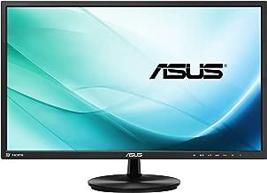 ASUS VN279Q 27in Full HD 1920x1080 DisplayPort HDMI VGA Eye Care Monitor (Renewed)