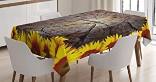 tree trunk dining room table