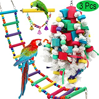 Best cheap macaw toys Reviews