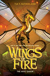 The Hive Queen (Wings of Fire, Book 12) (12)