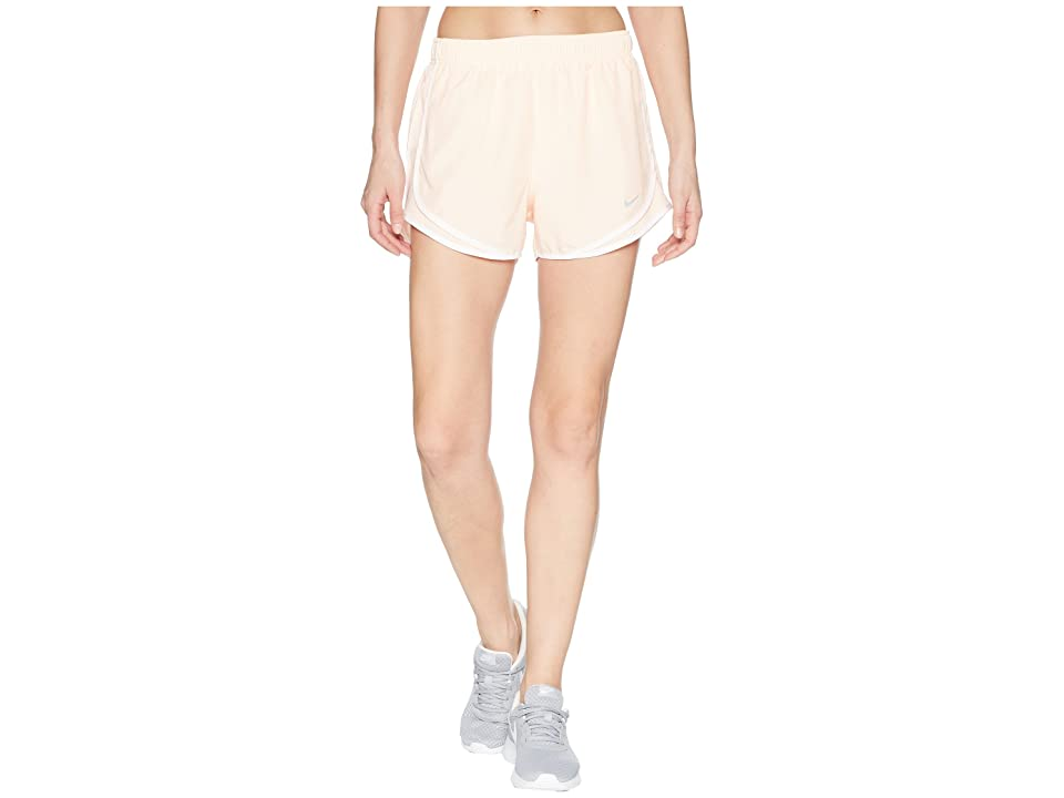 Nike Dry Tempo Short (Crimson Tint/Crimson Tint/Wolf Grey) Women