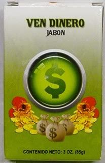 Ven Dinero Jabon Espiritual - Quick Money Drawing Spiritual Soap