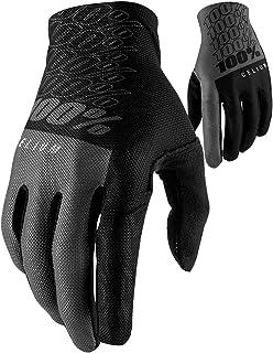 100% Celium Handschoenen Black/Grey 2021 Fietshandschoenen