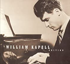 Best william kapell edition Reviews