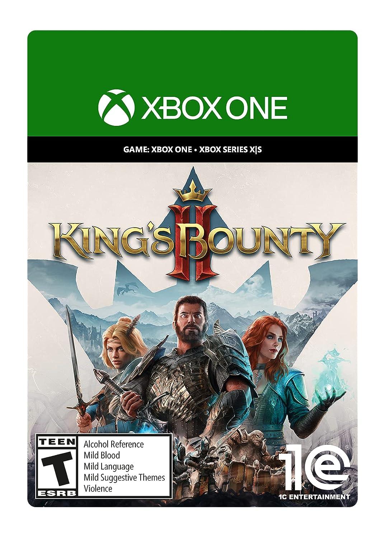 King's Bounty II: Standard Xbox Code Max 76% OFF lowest price Digital -