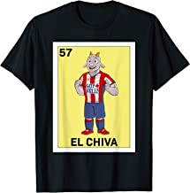 Loteria Shirts - El Chiva T Shirt - Chivas Shirt